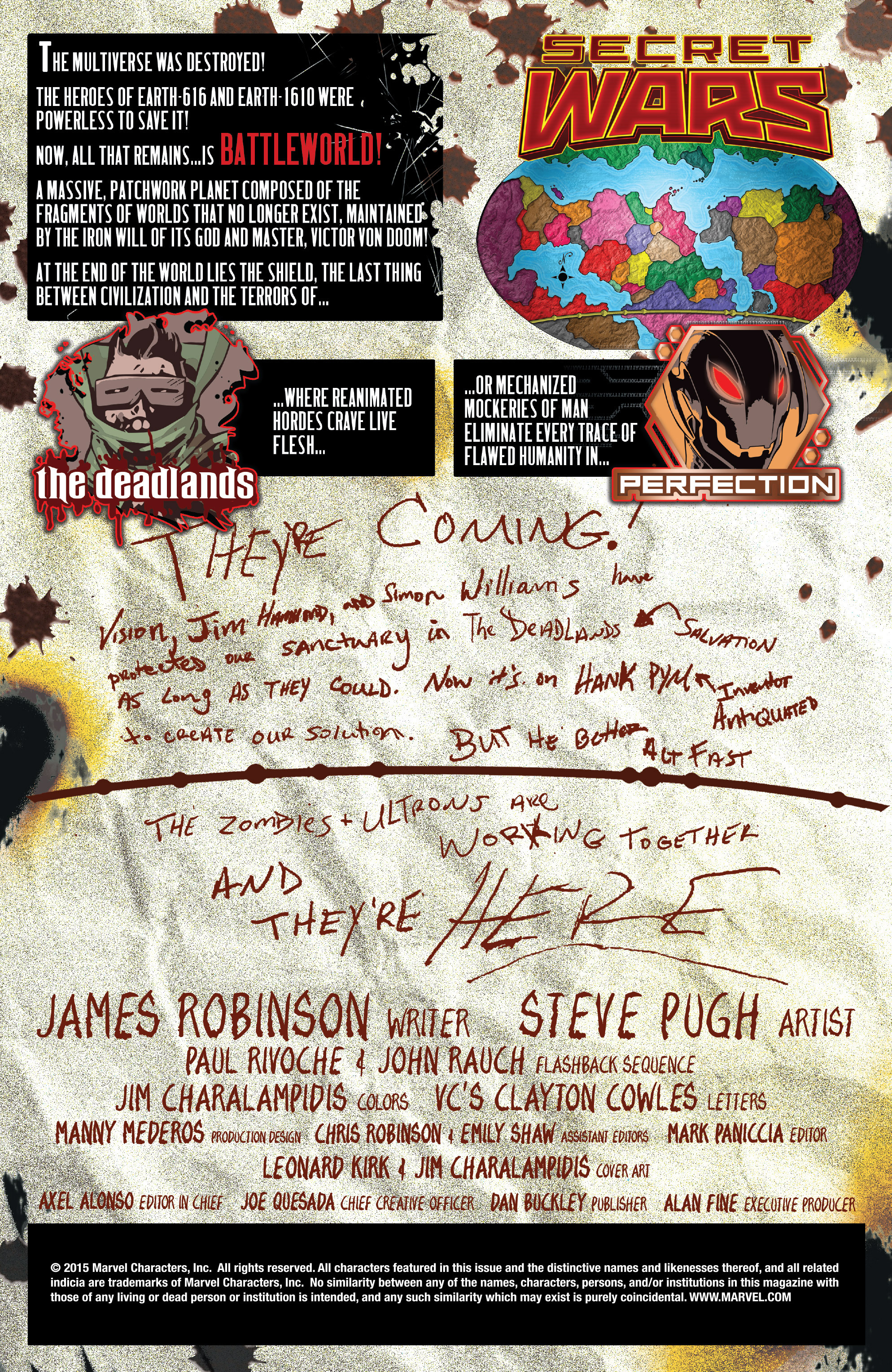 Read online Age of Ultron Vs. Marvel Zombies comic -  Issue #4 - 5