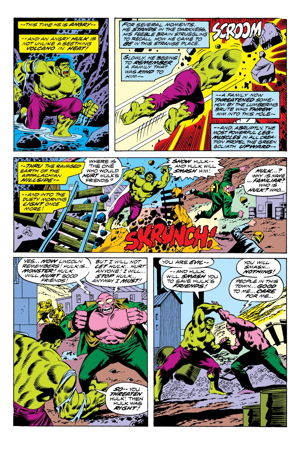 Read online Marvel Masterworks: The Incredible Hulk comic -  Issue # TPB 10 (Part 2) - 79