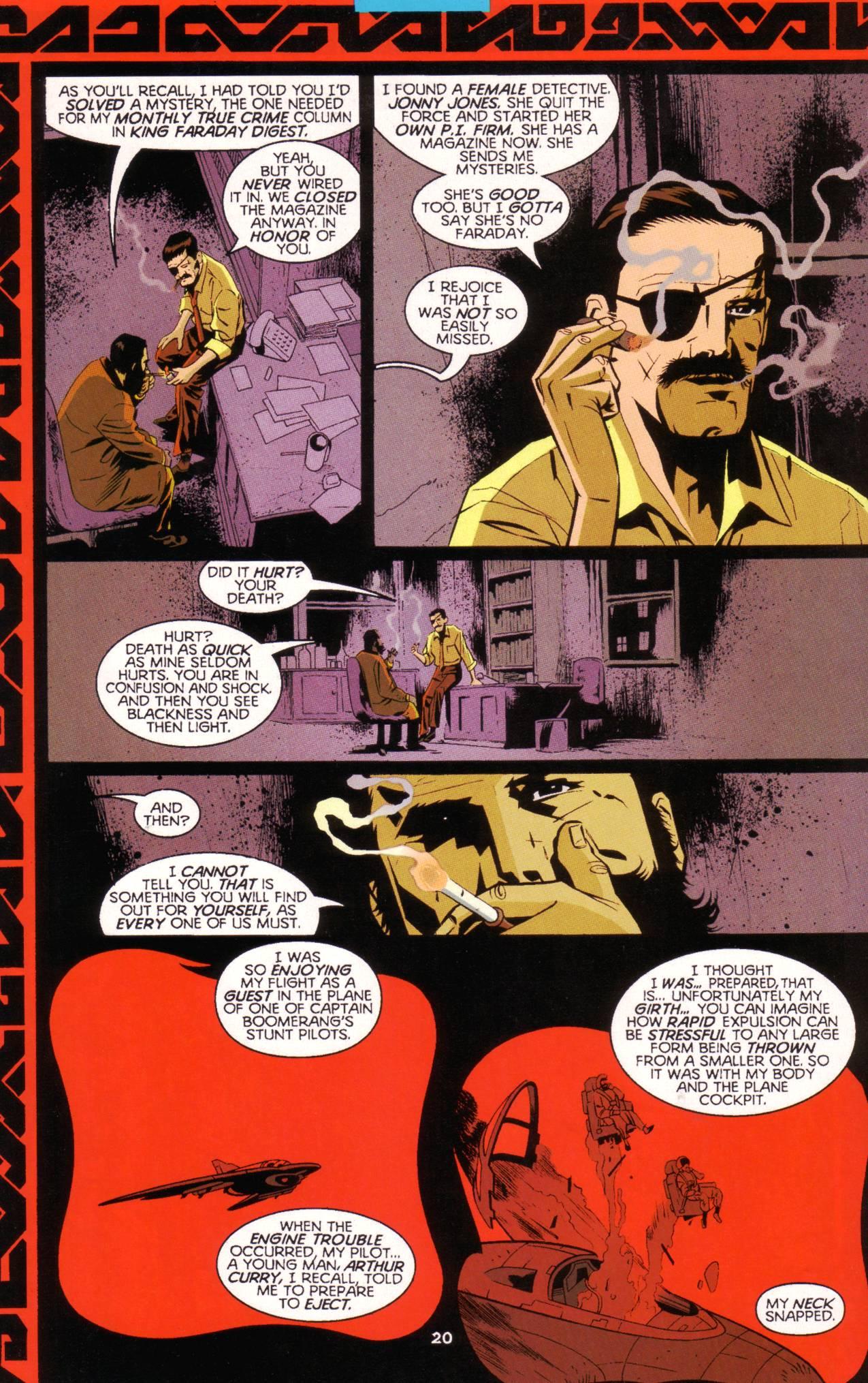 Read online Tangent Comics/ Green Lantern comic -  Issue # Full - 21