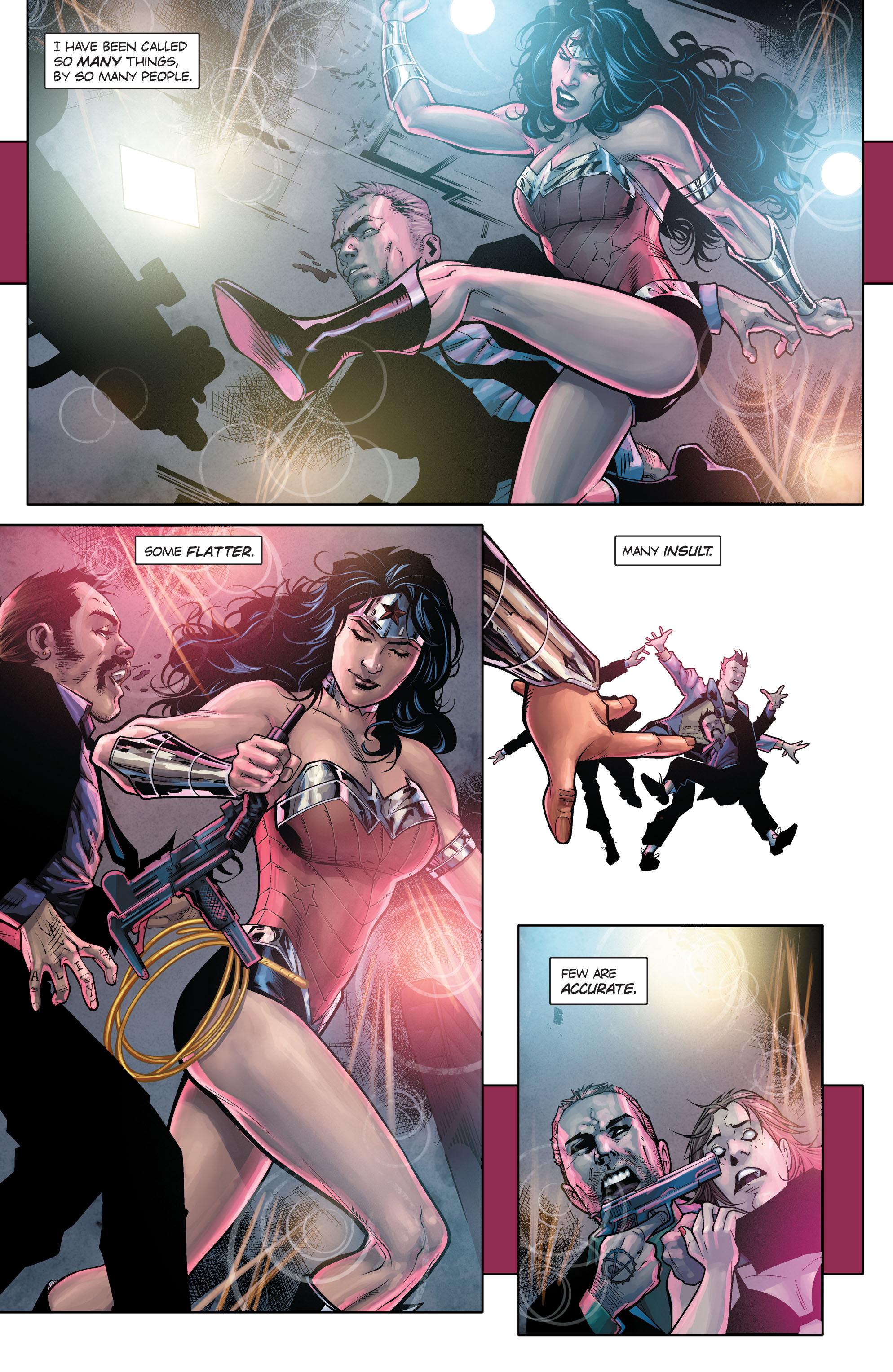 Read online Wonder Woman: Rebirth comic -  Issue # Full - 6