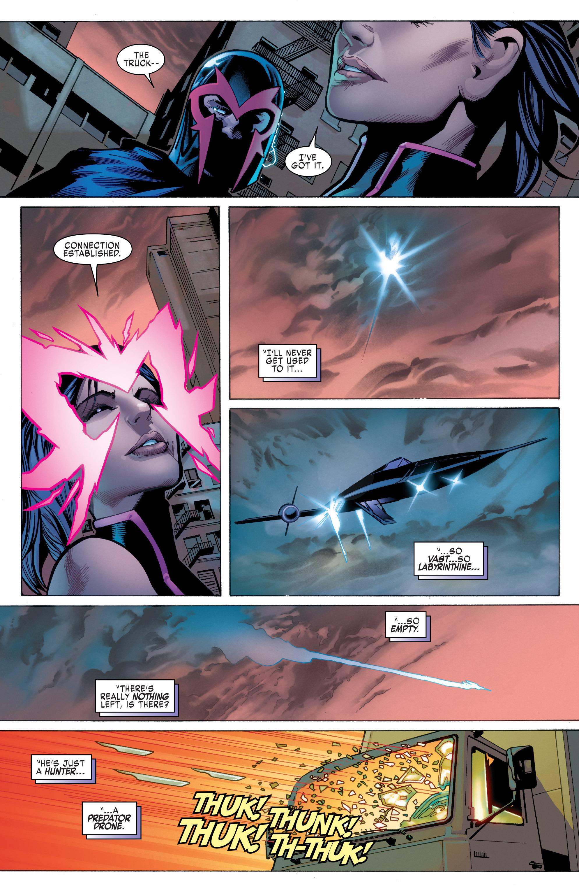 Read online Uncanny X-Men (2016) comic -  Issue #1 - 11