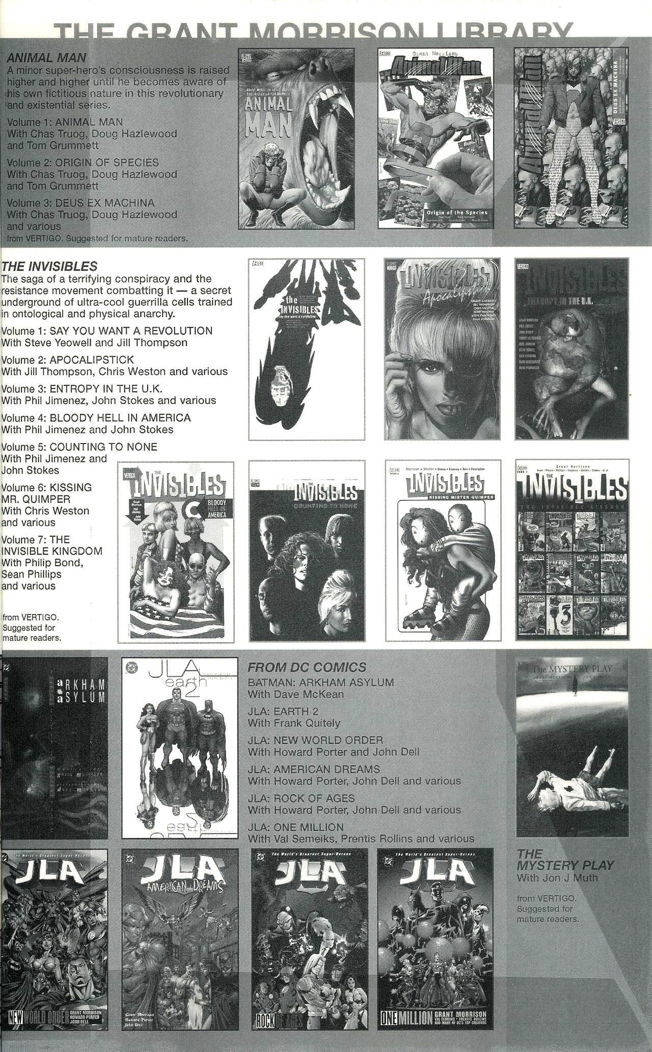 Read online Sebastian O comic -  Issue # _TPB - 7
