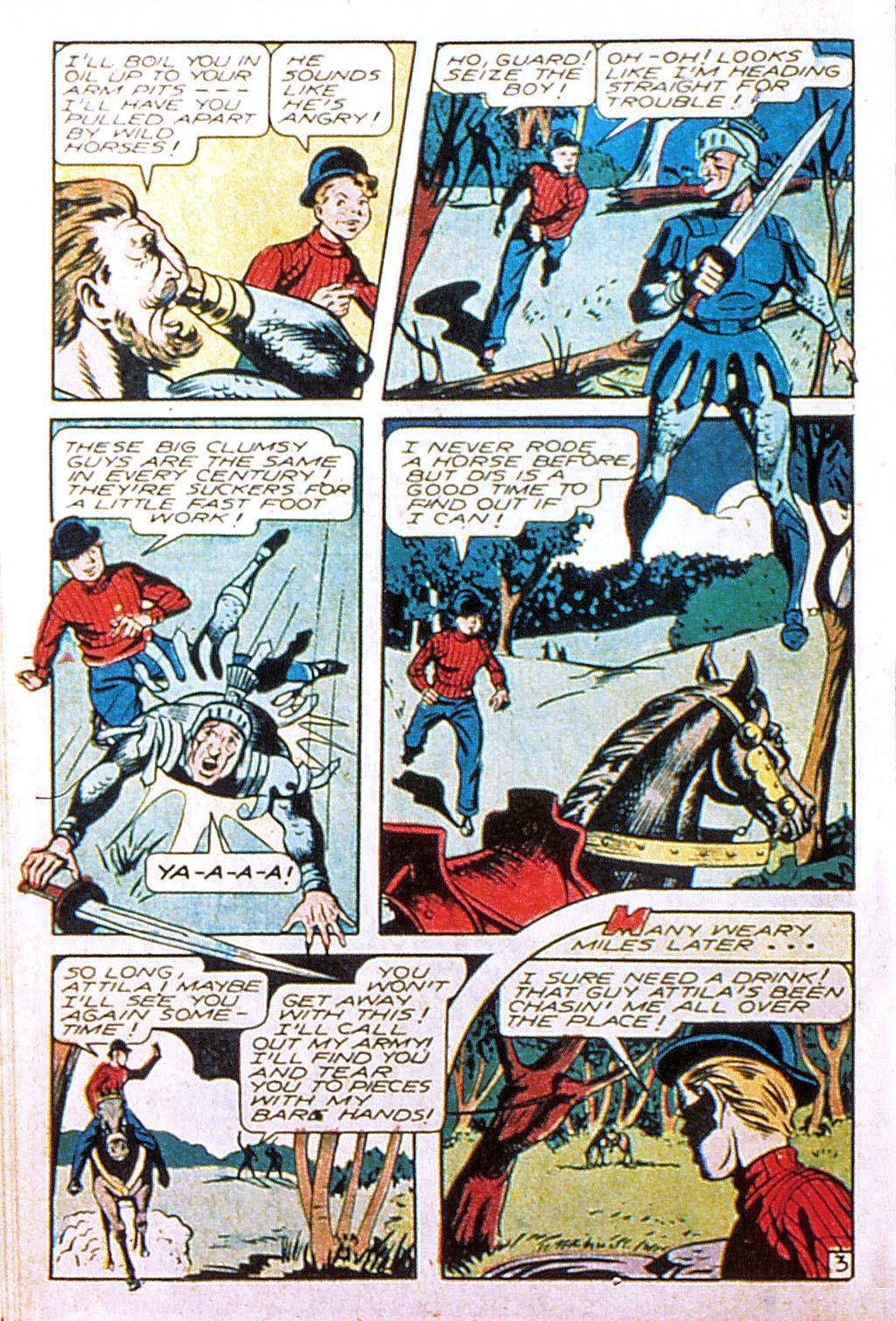 Read online Mystic Comics (1944) comic -  Issue #2 - 38