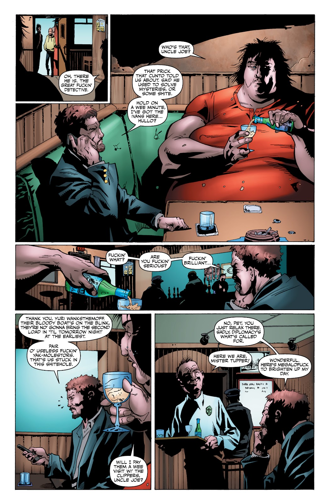 Read online The Boys Omnibus comic -  Issue # TPB 4 (Part 3) - 78