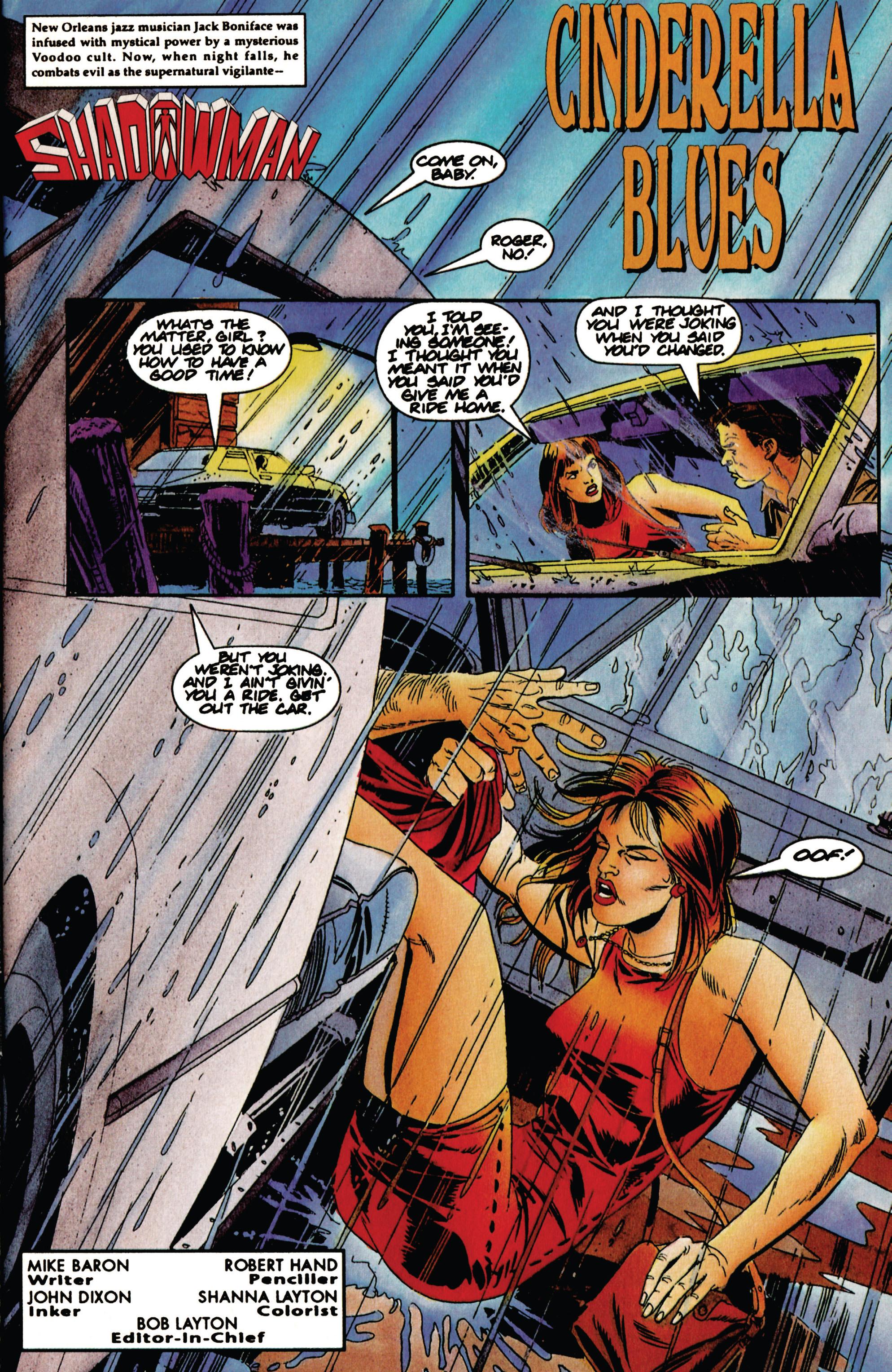 Read online Shadowman (1992) comic -  Issue #35 - 2