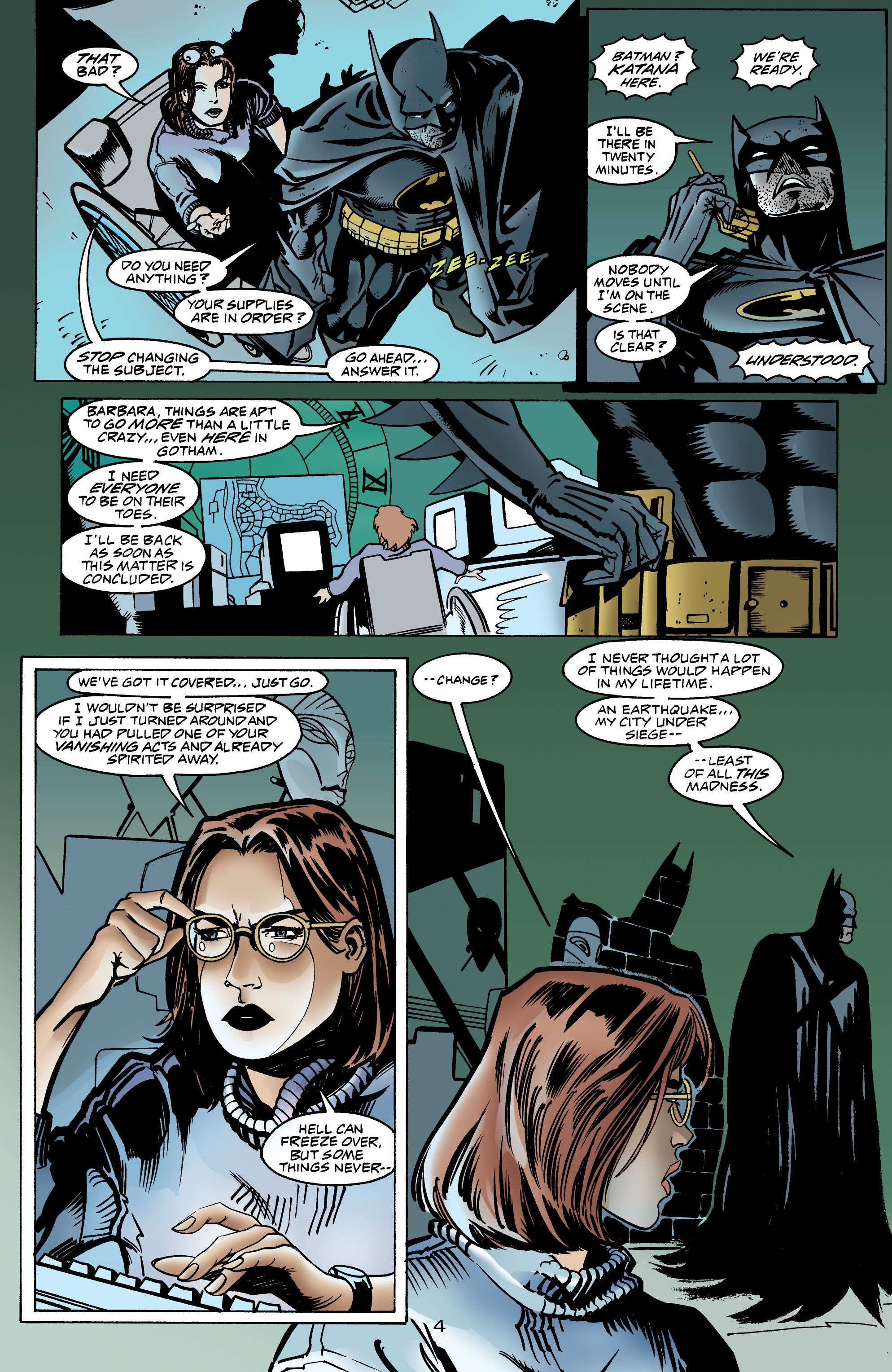 Read online Batman: Day of Judgment comic -  Issue # Full - 5