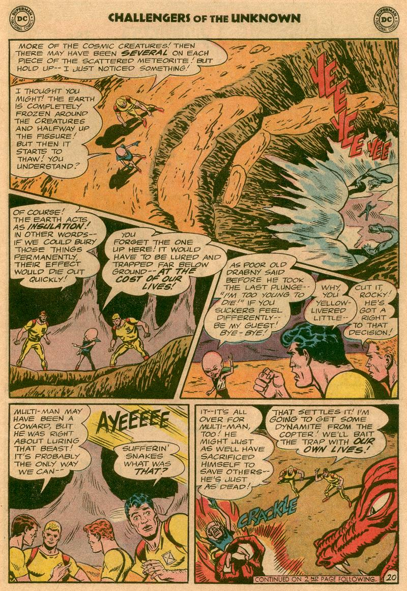 Challengers of the Unknown (1958) issue 45 - Page 24