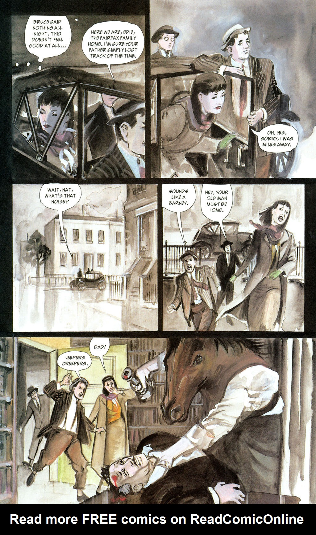 Read online Batman: The Order of Beasts comic -  Issue # Full - 37
