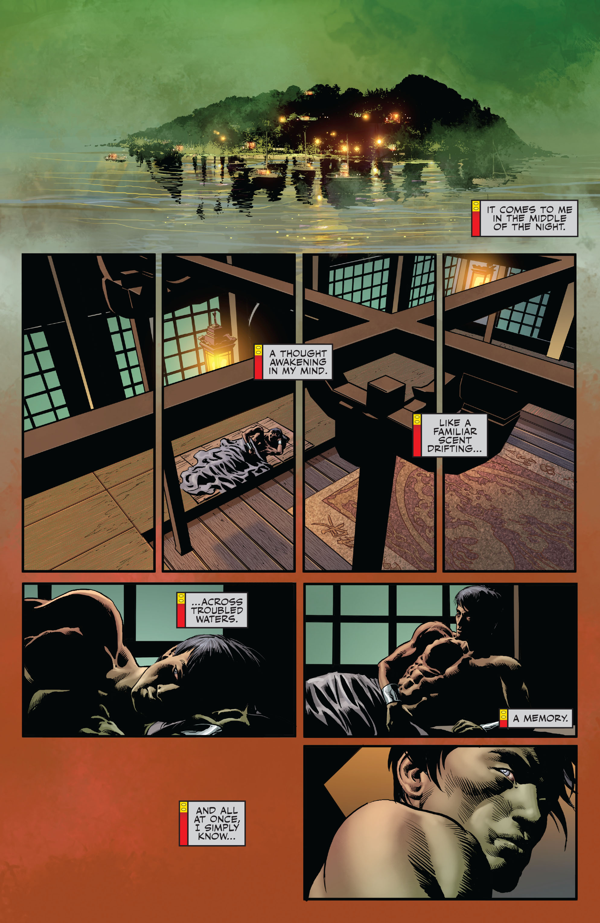 Read online Secret Avengers (2010) comic -  Issue #6 - 3