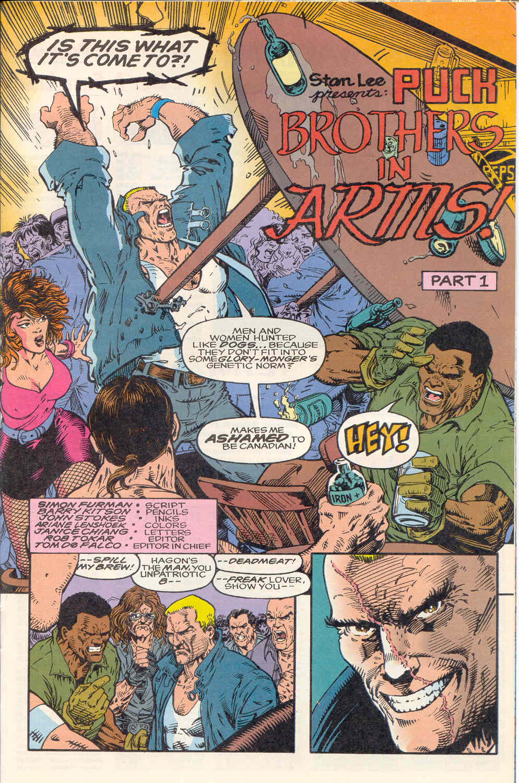 Read online Alpha Flight (1983) comic -  Issue #122 - 19