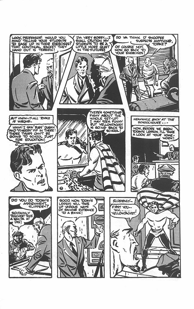Read online Men of Mystery Comics comic -  Issue #18 - 23