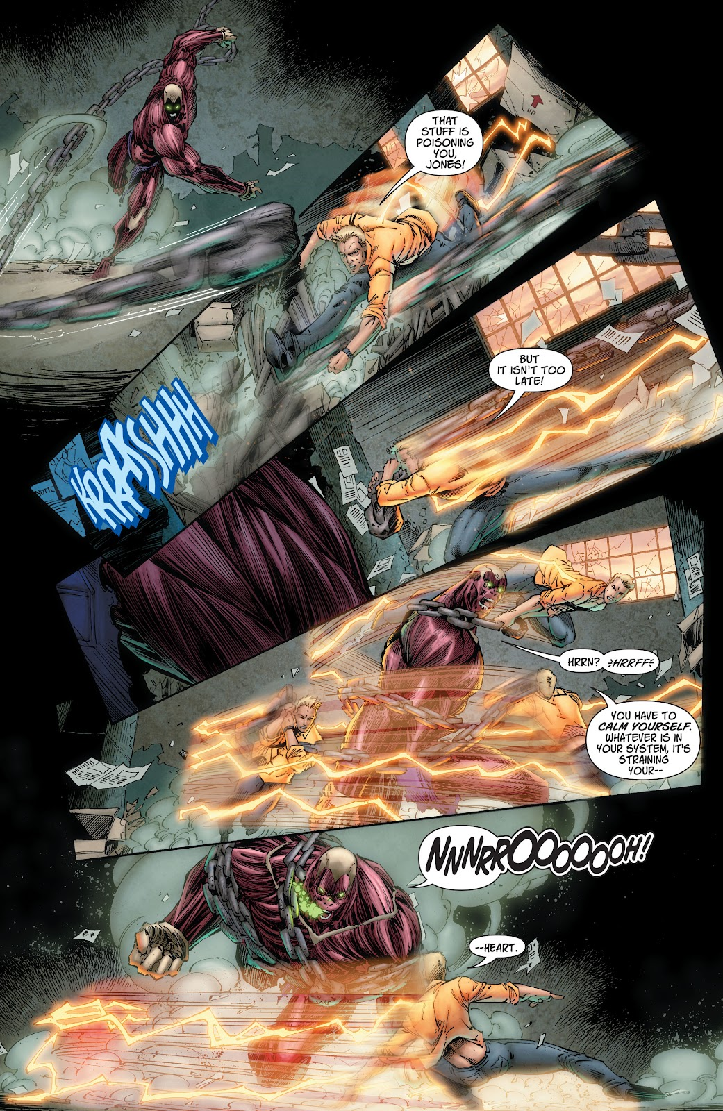 Read online The Flash (2011) comic -  Issue # _TPB 6 (Part 2) - 11