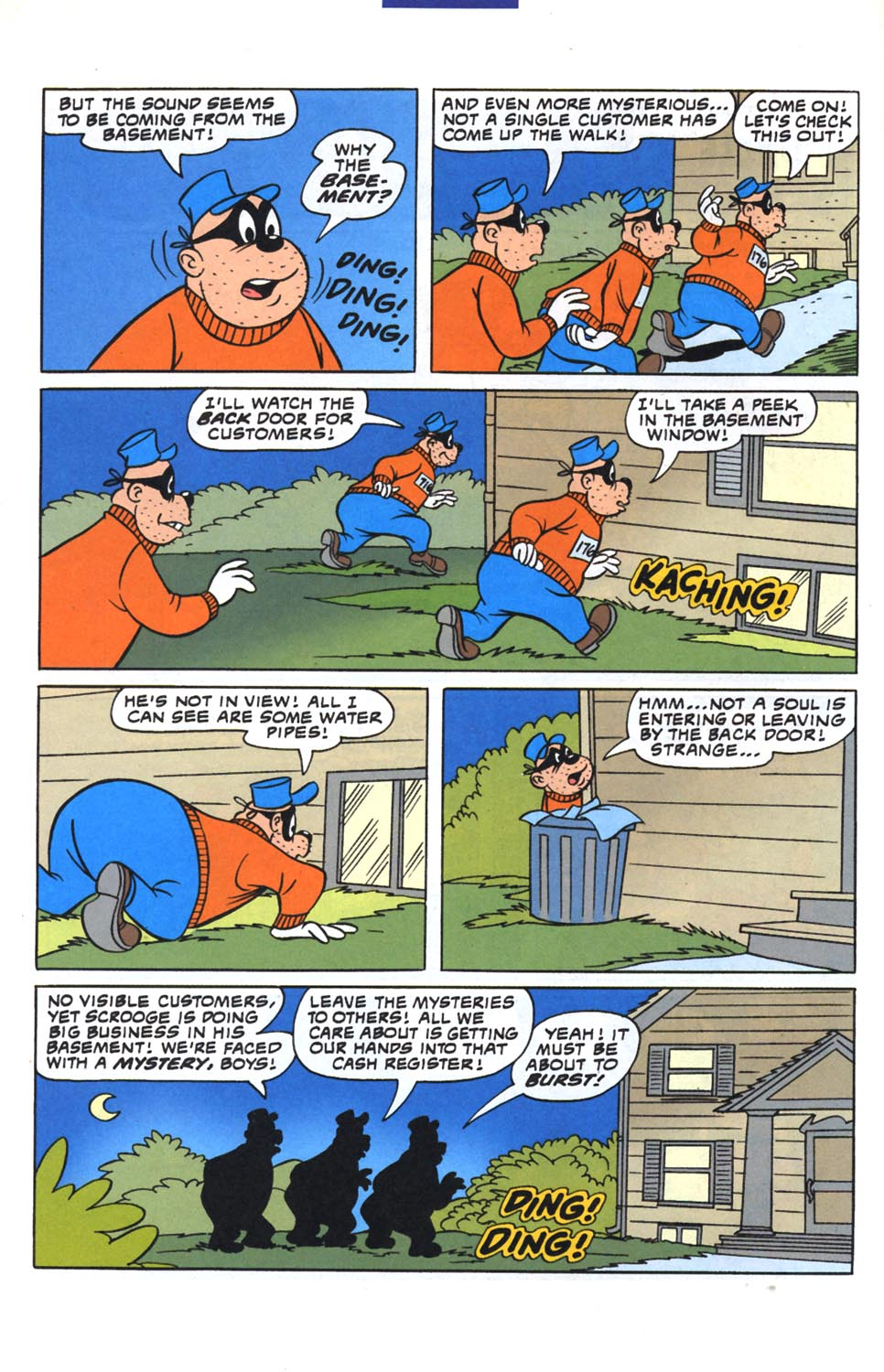 Read online Uncle Scrooge (1953) comic -  Issue #299 - 13