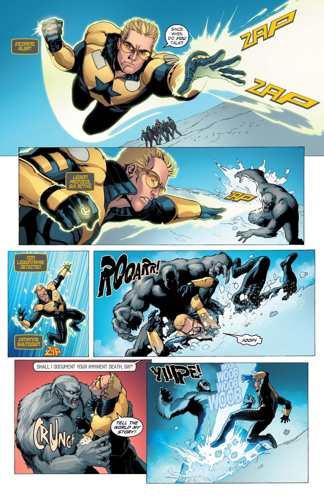 Read online Smallville Season 11 [II] comic -  Issue # TPB 4 - 9