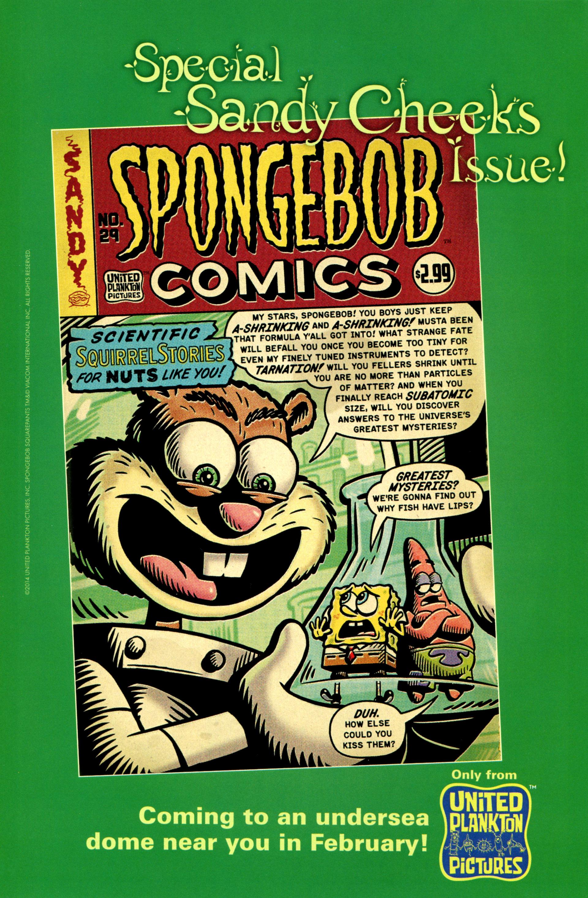 Read online Simpsons Comics comic -  Issue #208 - 30