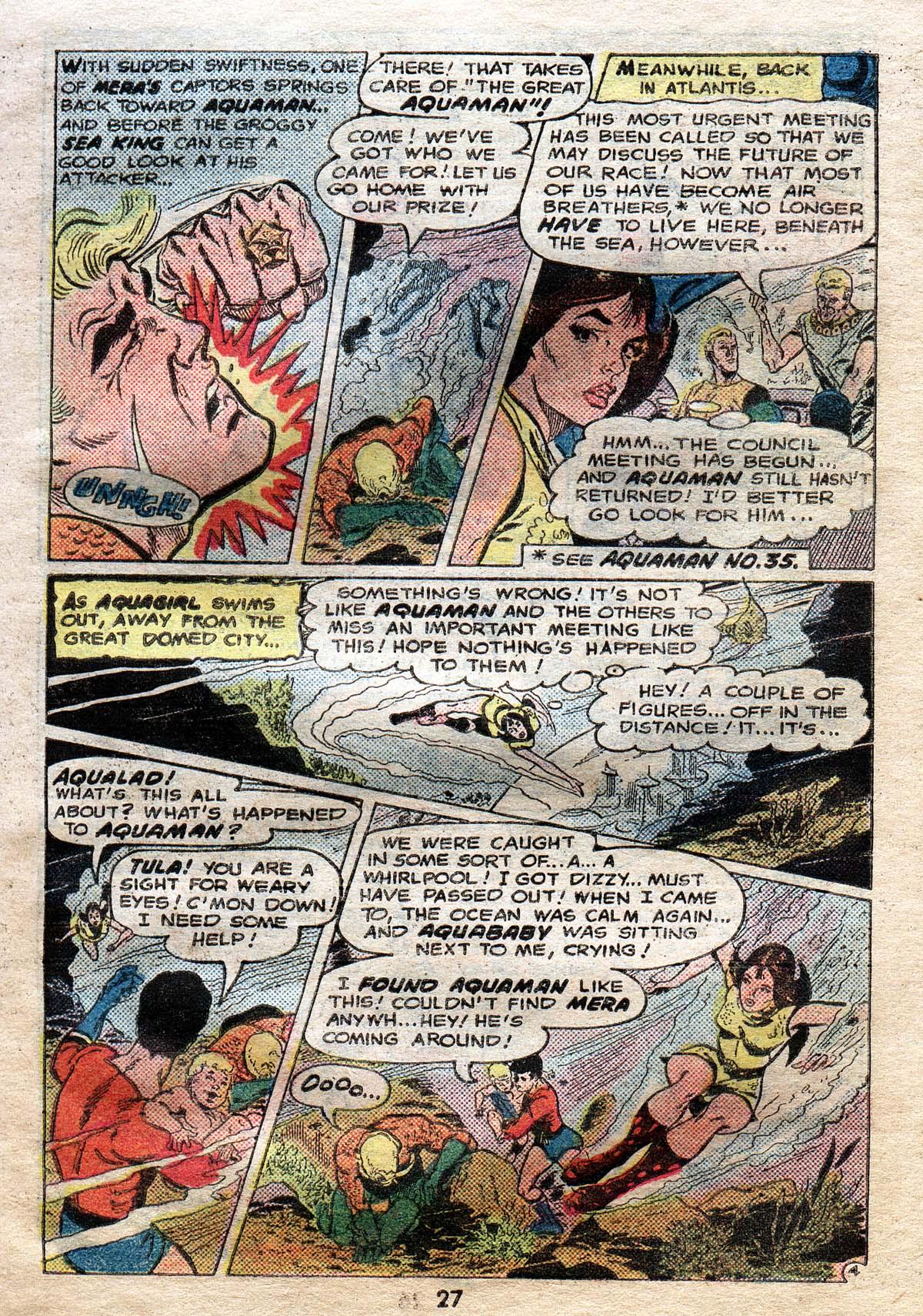 Read online Adventure Comics (1938) comic -  Issue #491 - 27
