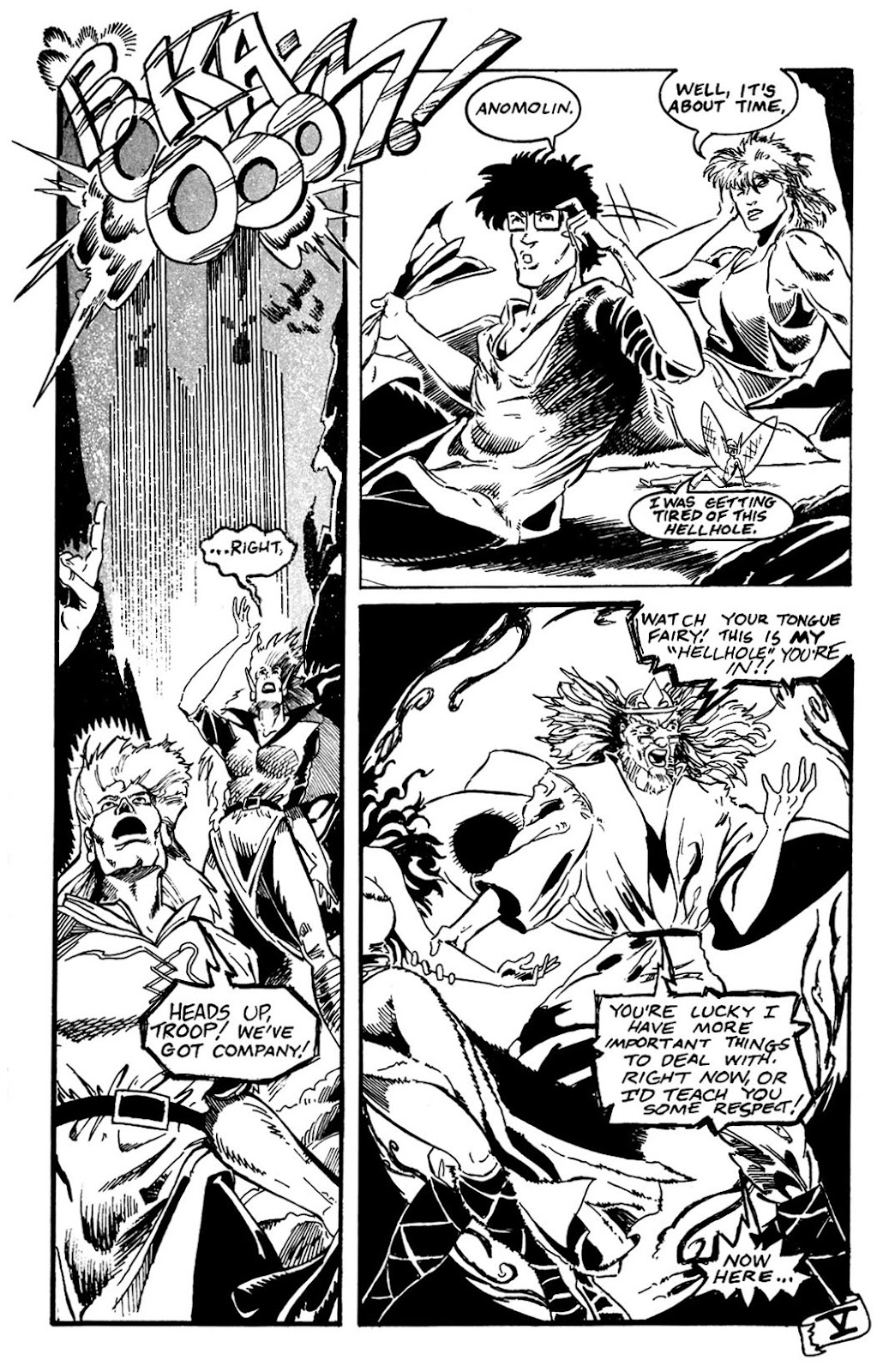 The Realm (1986) issue 20 - Page 9