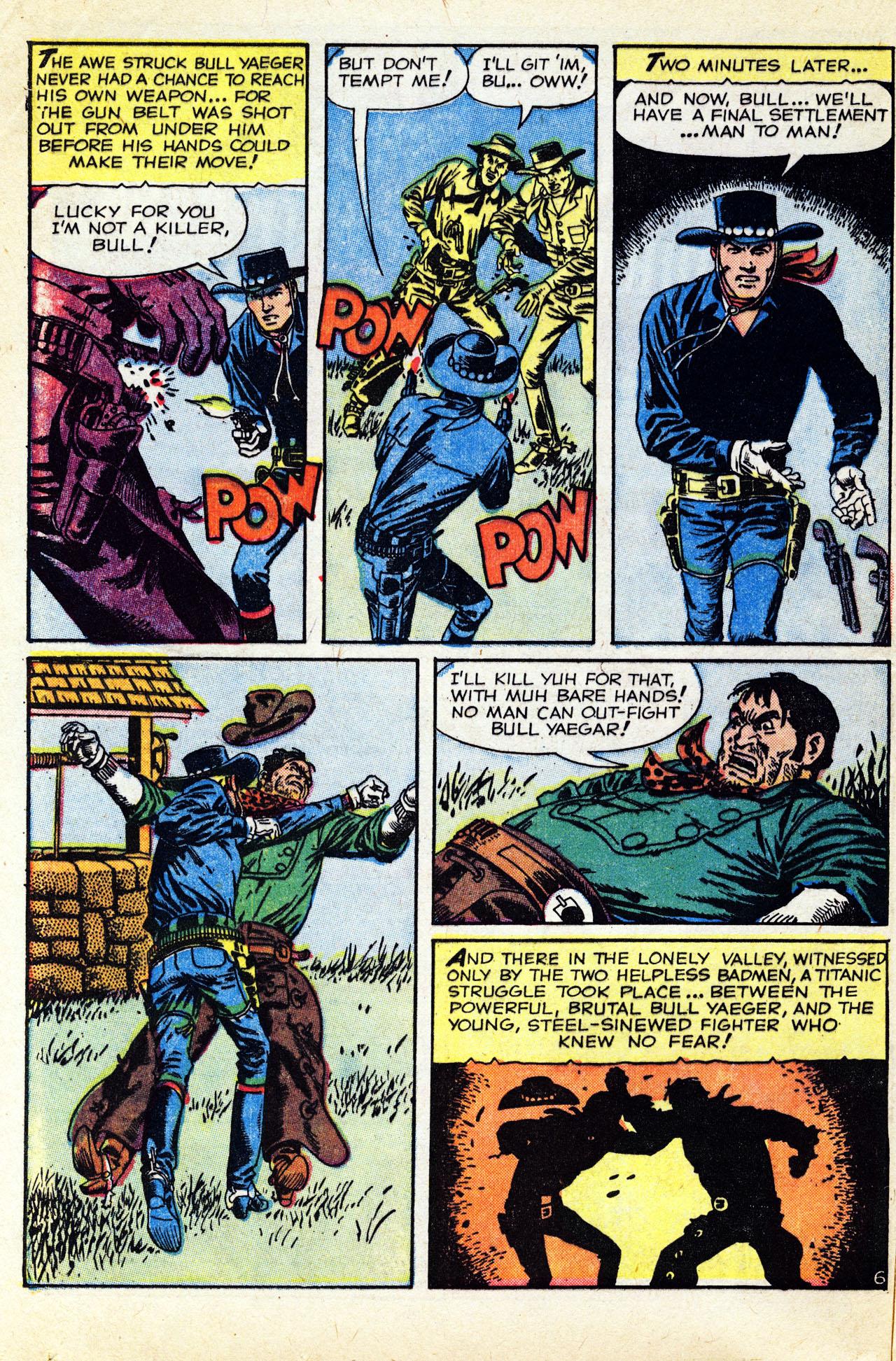 Read online Two-Gun Kid comic -  Issue #52 - 16