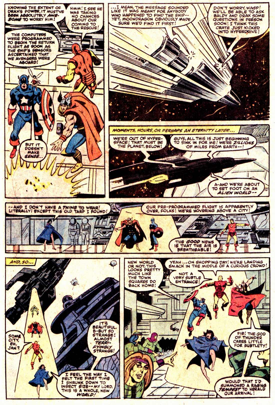 The Avengers (1963) 219 Page 9