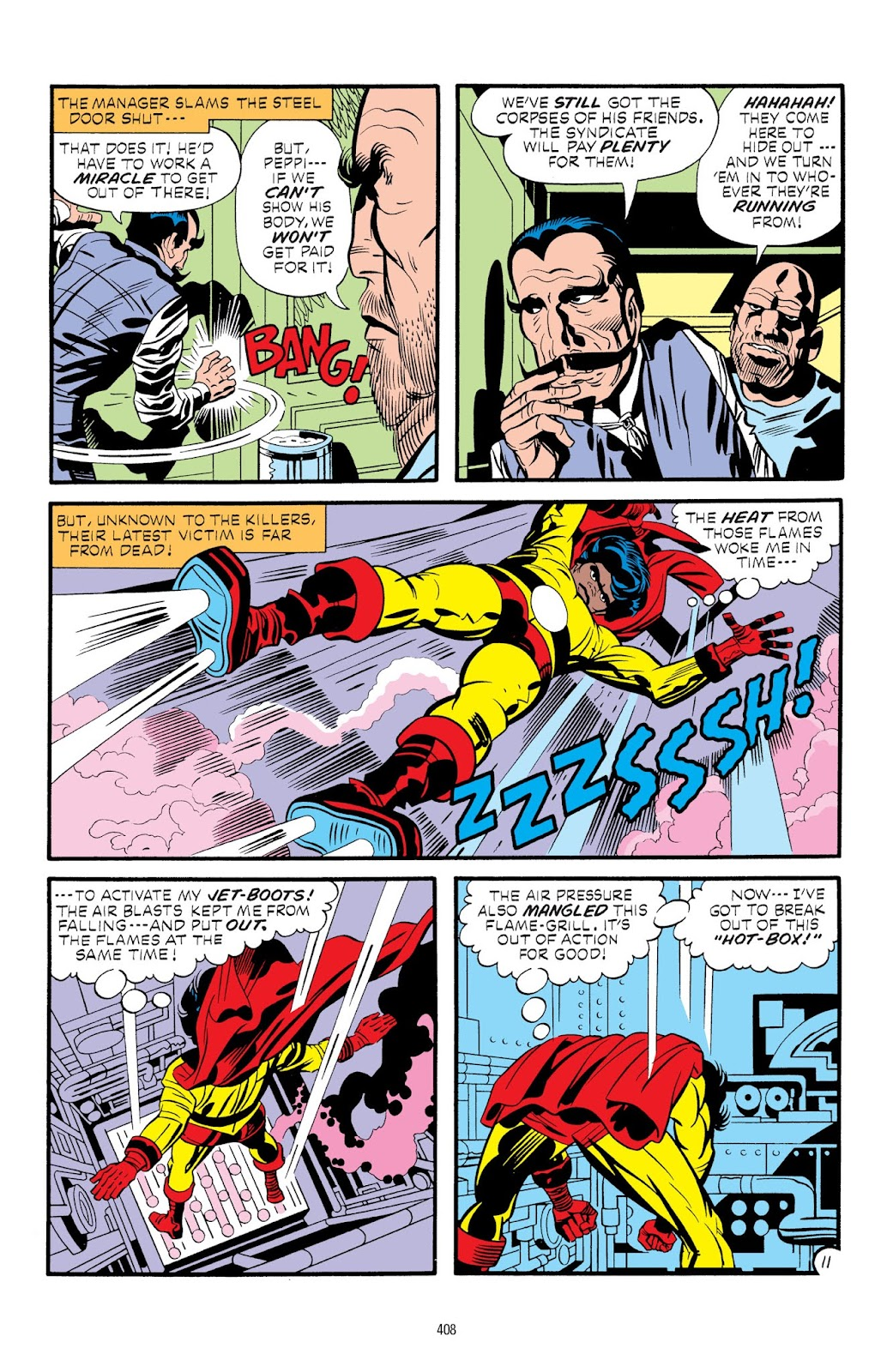 Mister Miracle (1971) issue TPB (Part 5) - Page 1