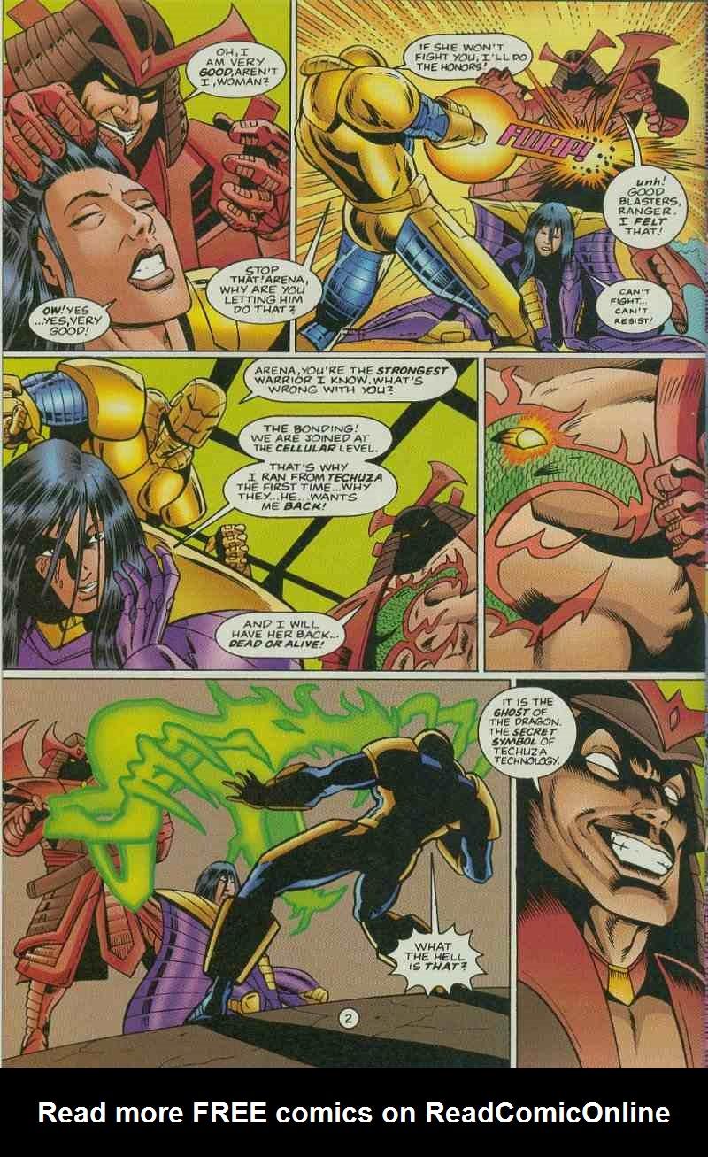 Read online Ultraverse Premiere comic -  Issue #11 - 30