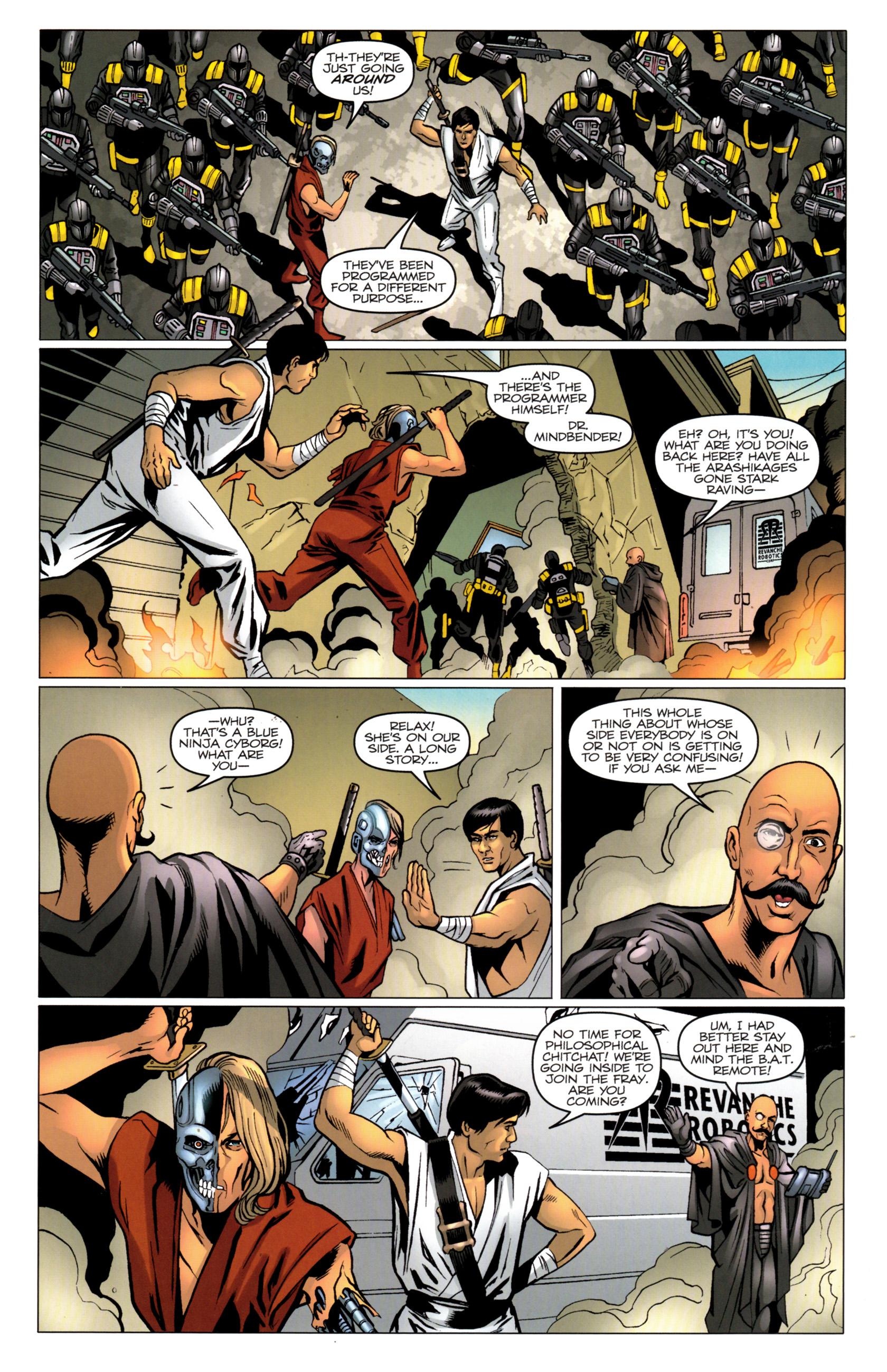 G.I. Joe: A Real American Hero 179 Page 16