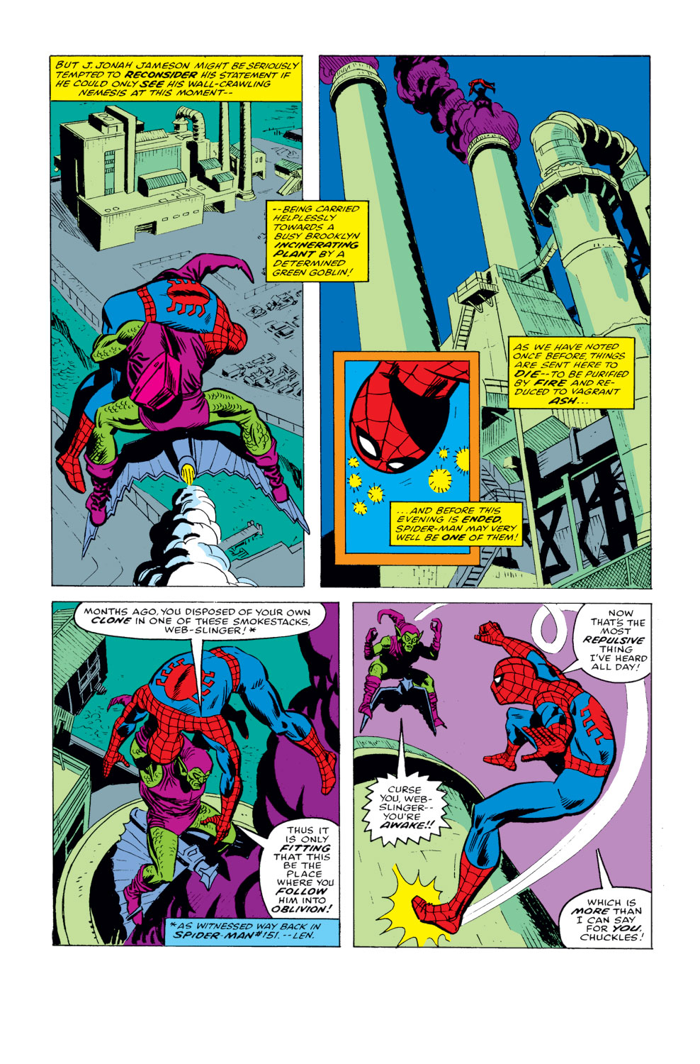 The Amazing Spider-Man (1963) 180 Page 6