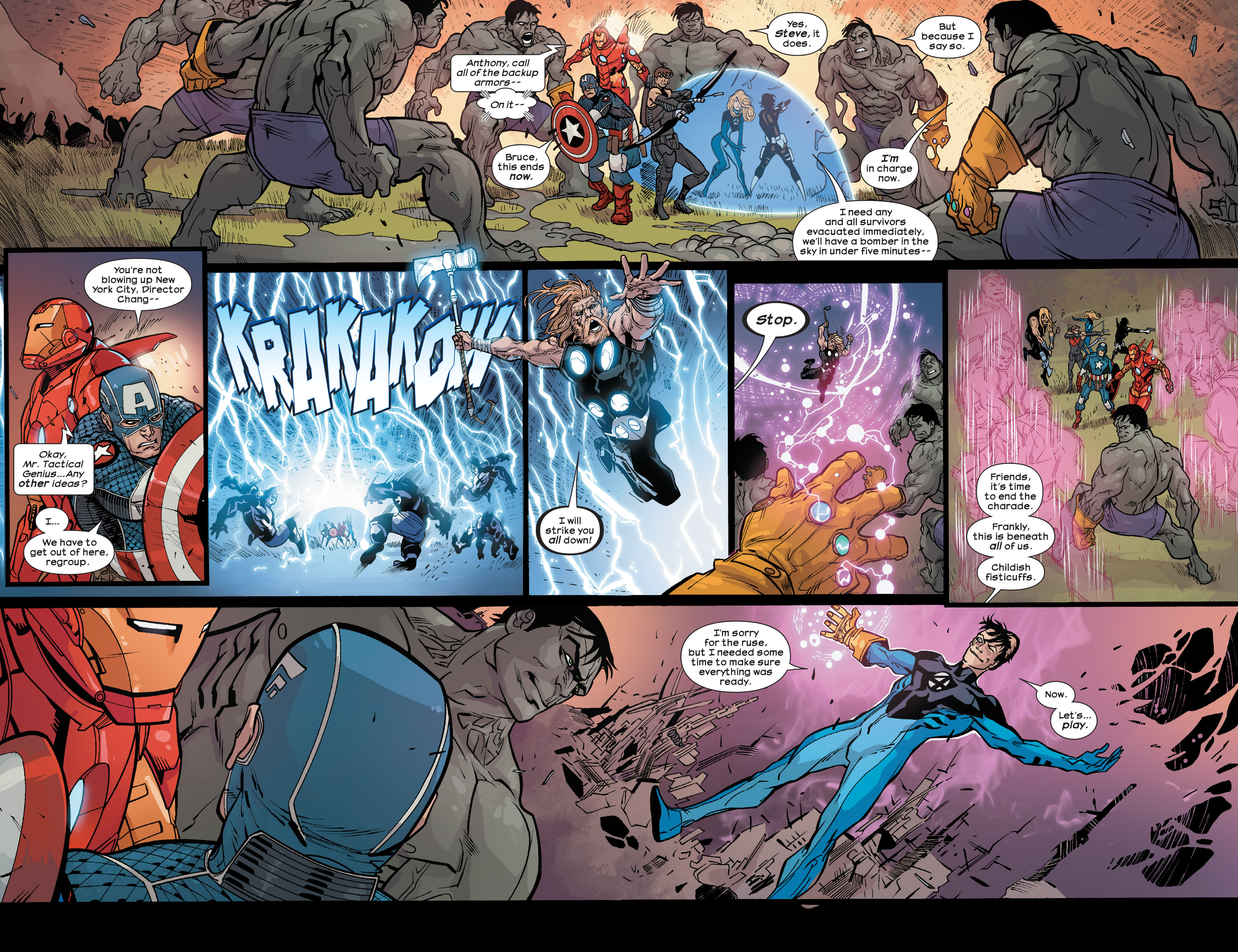 Read online Ultimate Comics Ultimates comic -  Issue #25 - 14