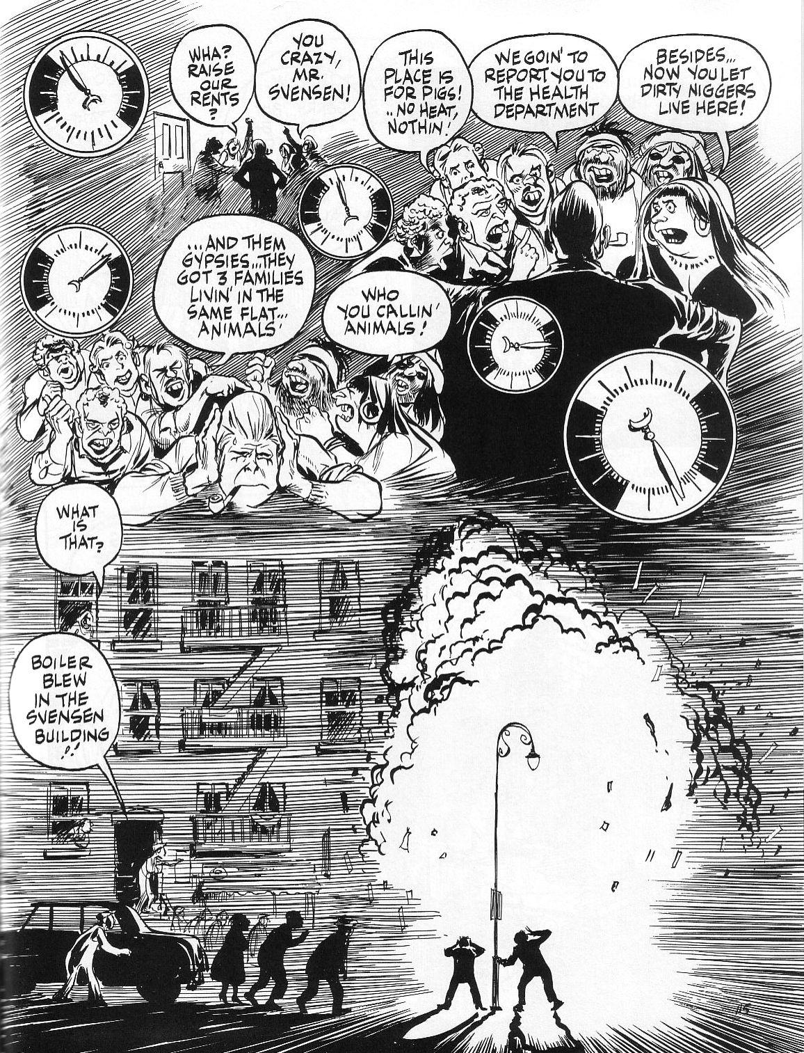 Read online Dropsie Avenue, The Neighborhood comic -  Issue # Full - 117