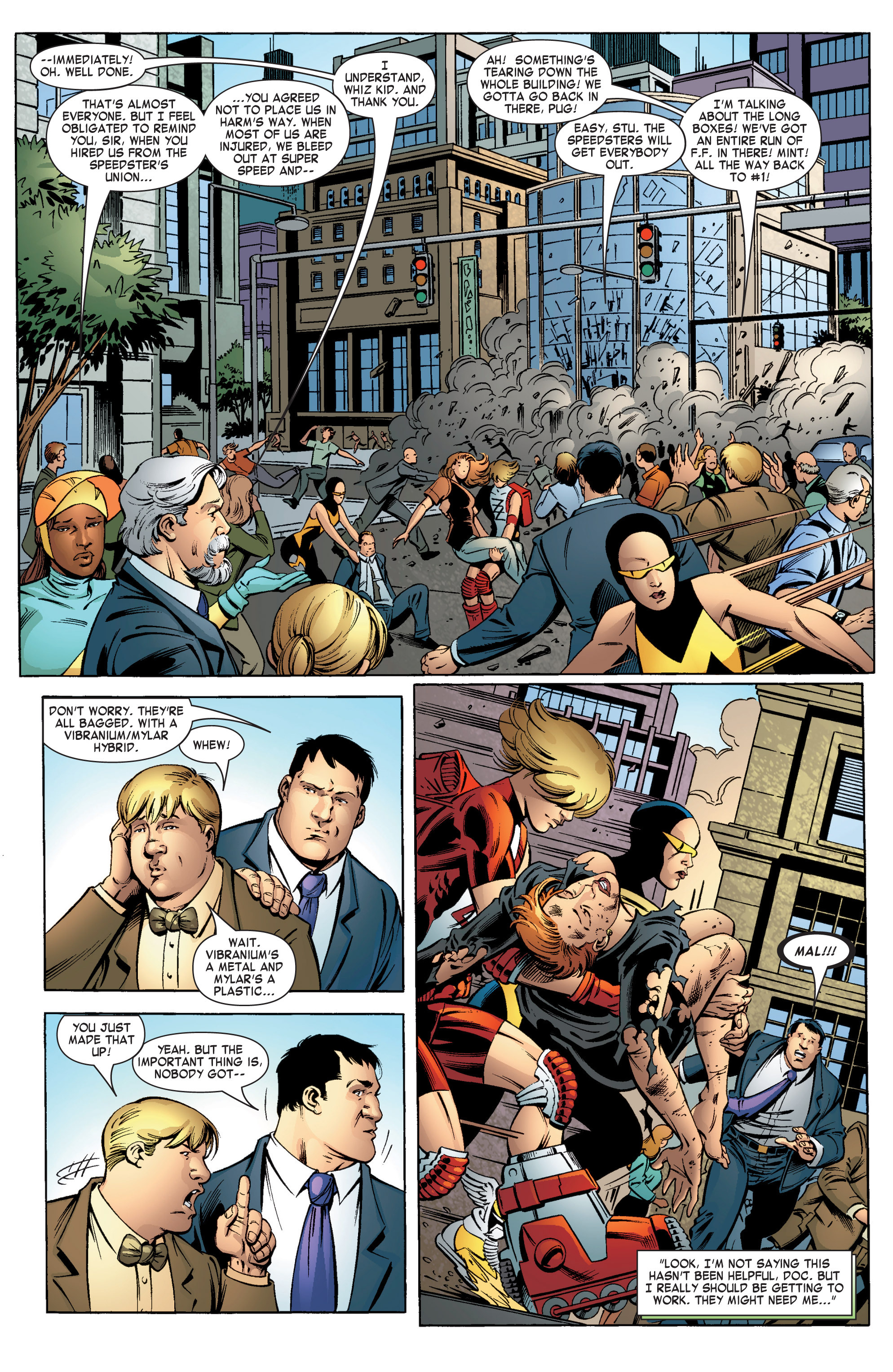 Read online She-Hulk (2004) comic -  Issue #11 - 16