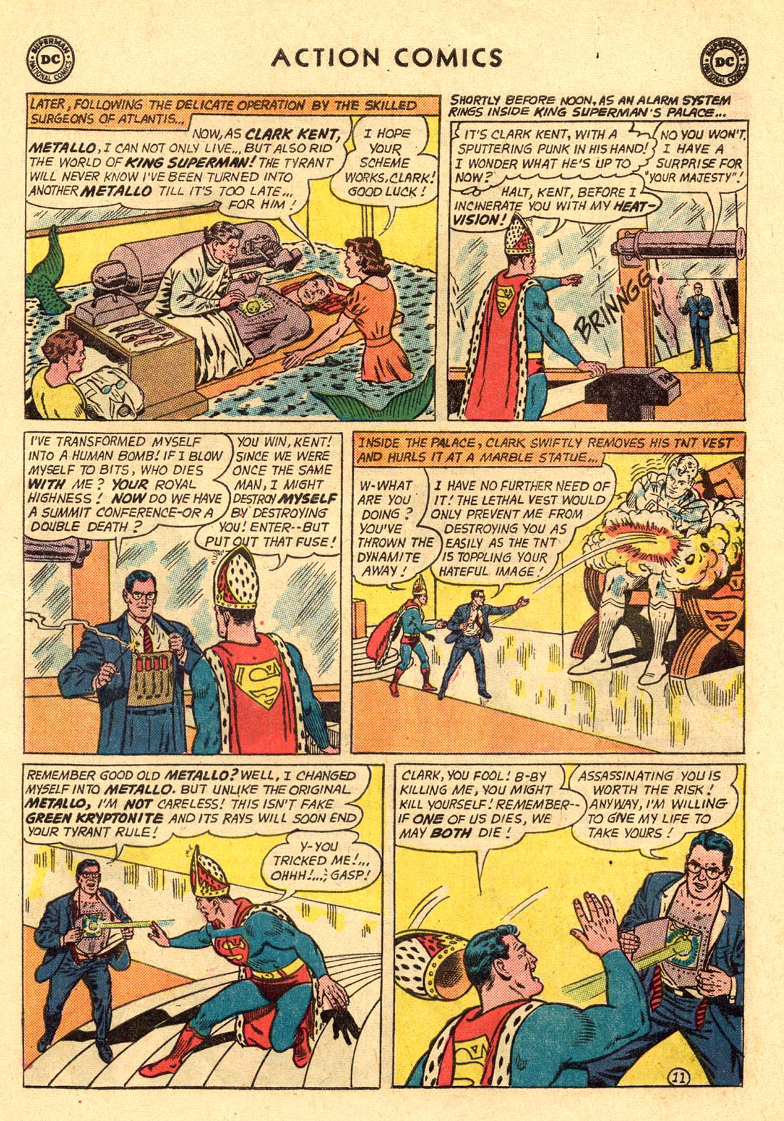Read online Action Comics (1938) comic -  Issue #312 - 13