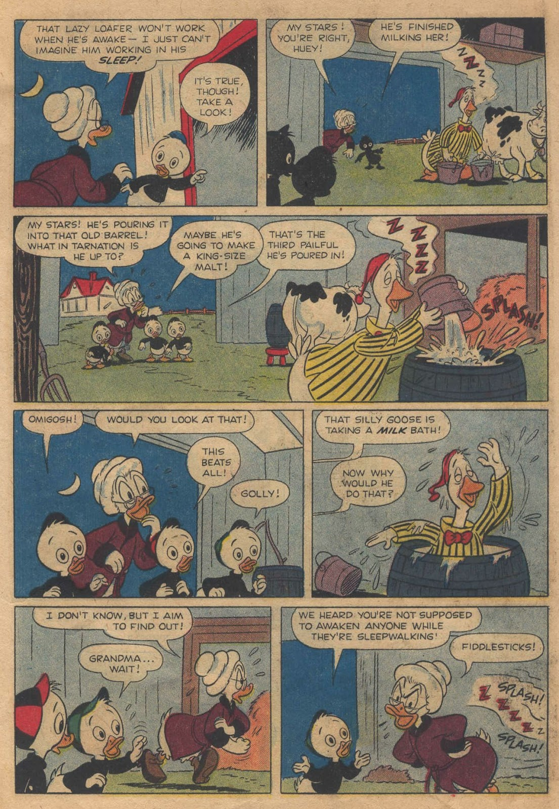Four Color Comics issue 763 - Page 7
