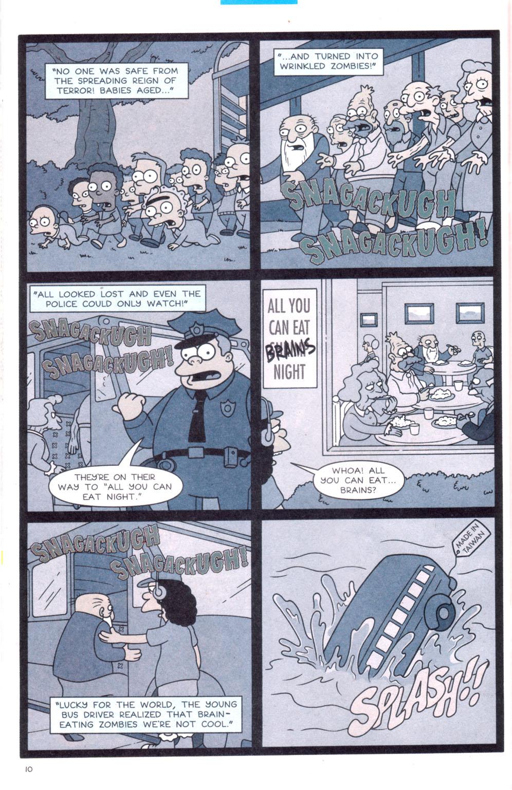 Read online Simpsons Comics Presents Bart Simpson comic -  Issue #20 - 27