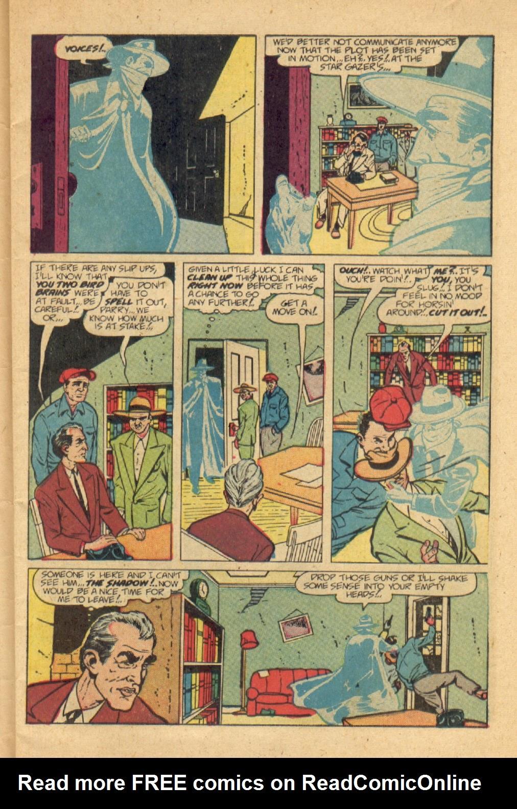 Shadow Comics #101 #94 - English 8
