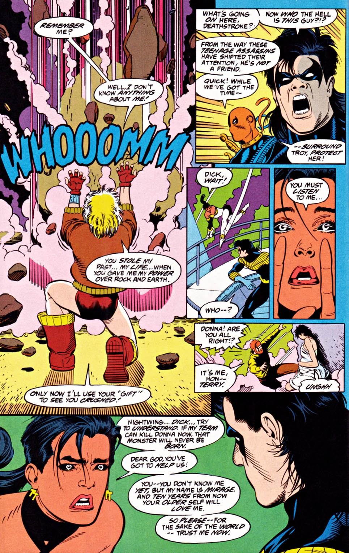 Read online Team Titans comic -  Issue #1e - 23