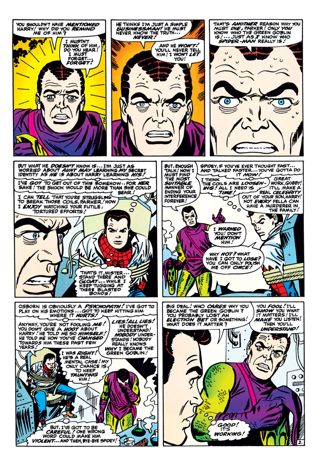 The Amazing Spider-Man (1963) 40 Page 2