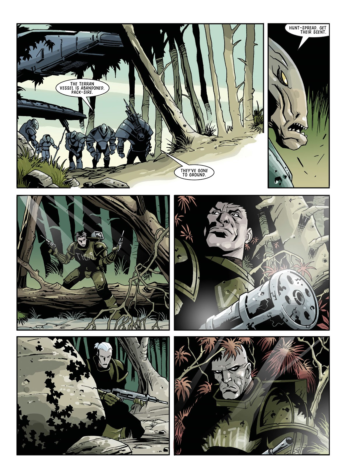 Judge Dredd Megazine (Vol. 5) Issue #381 #180 - English 109