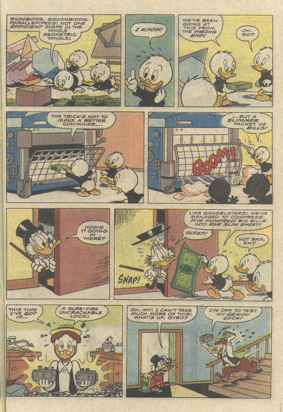 Read online Uncle Scrooge (1953) comic -  Issue #241 - 23