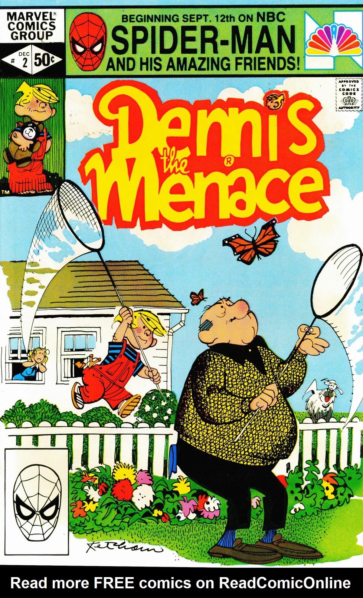 Dennis the Menace 2 Page 1