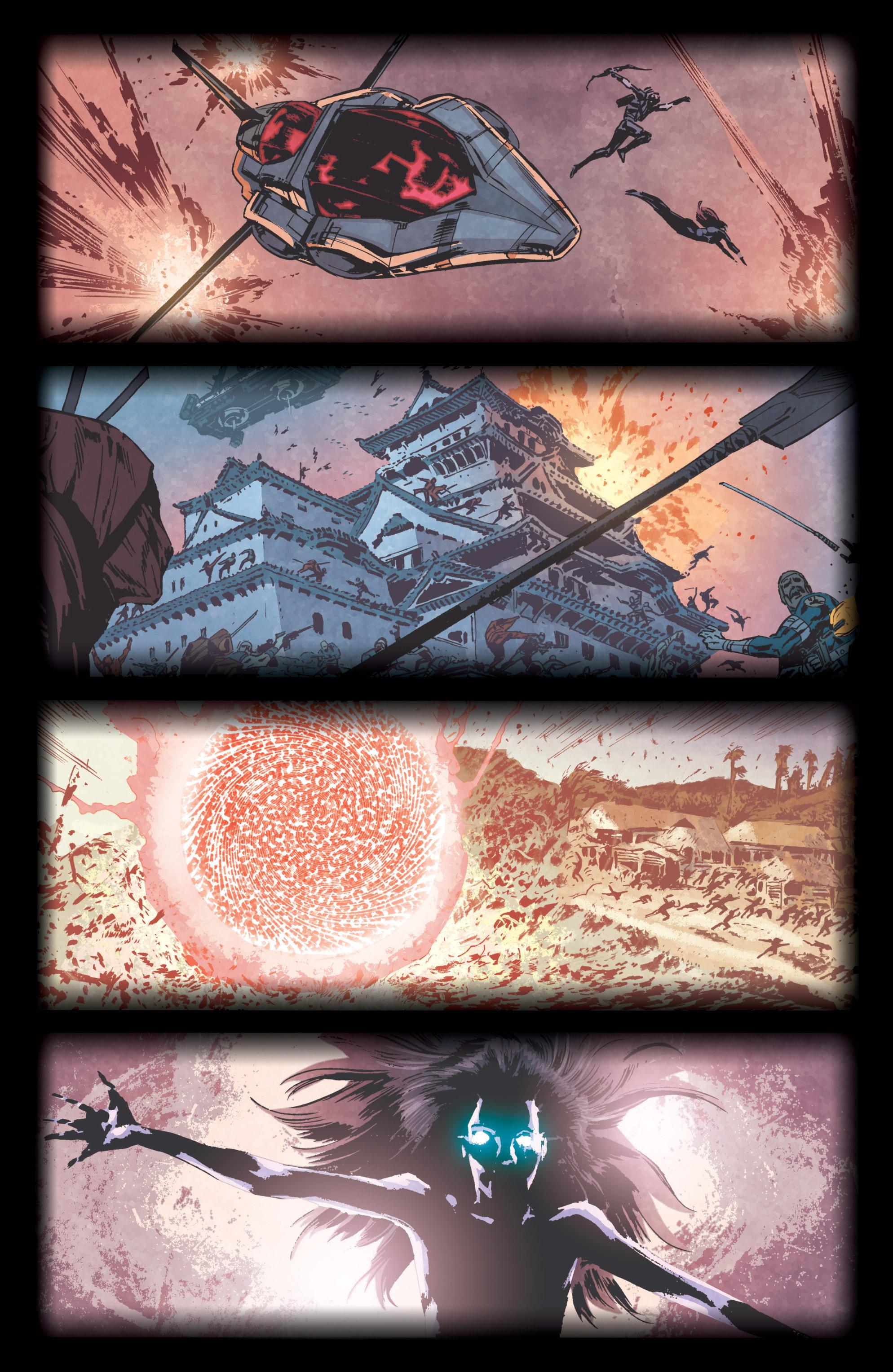 Read online Secret Avengers (2013) comic -  Issue #9 - 18