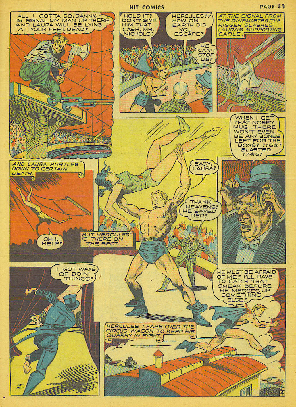 Read online Hit Comics comic -  Issue #21 - 55