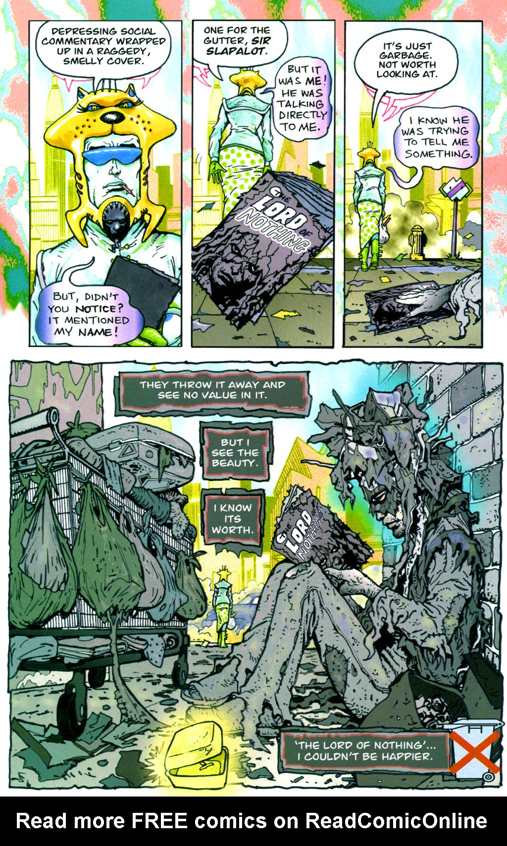Read online Solo (2004) comic -  Issue #12 - 10