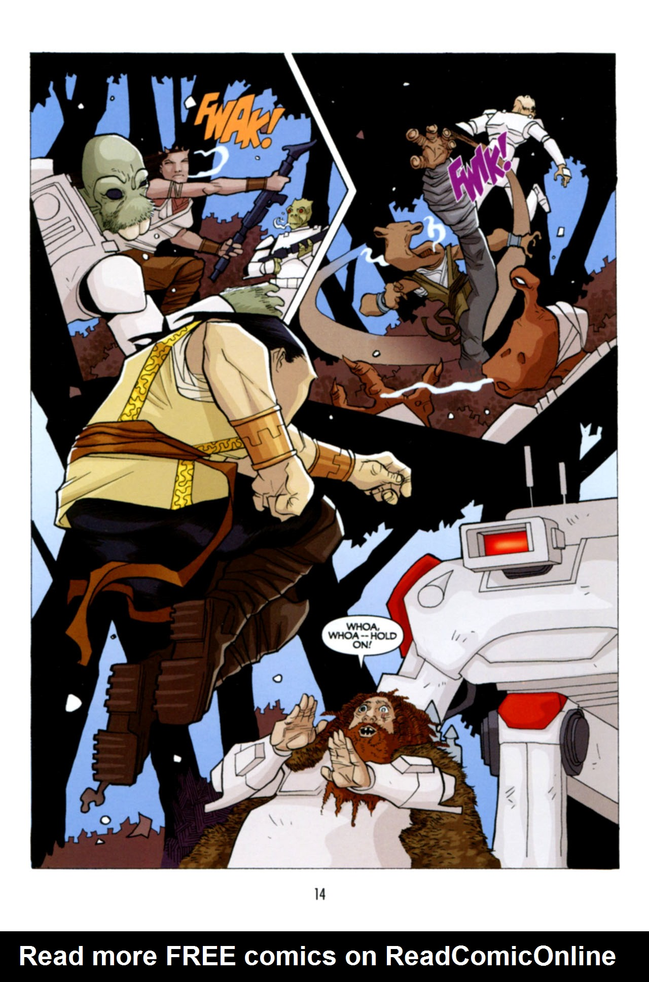 Read online Star Wars: The Clone Wars - Deadly Hands of Shon-Ju comic -  Issue # Full - 15