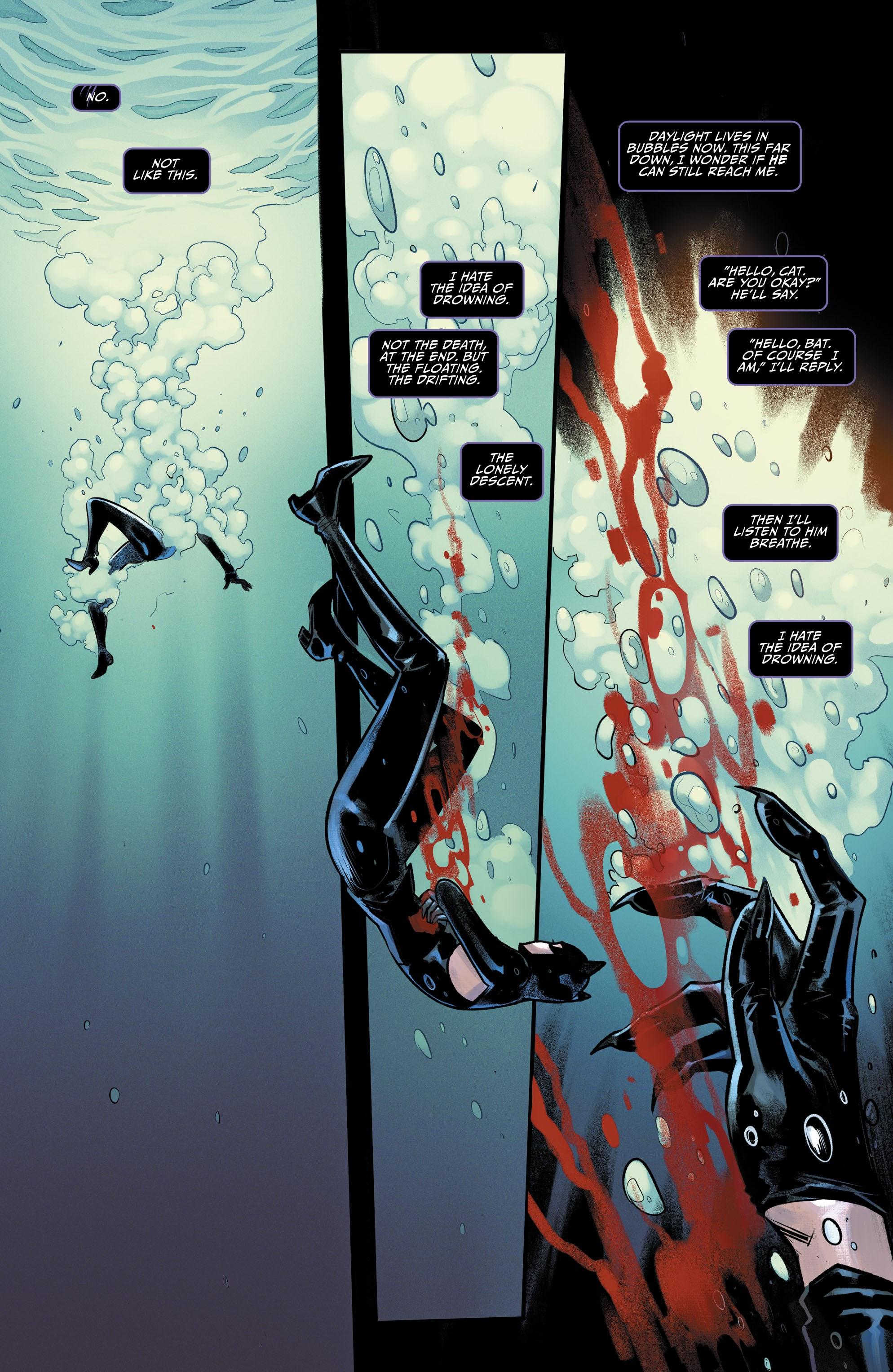 Catwoman (2018) #14 #15 - English 3