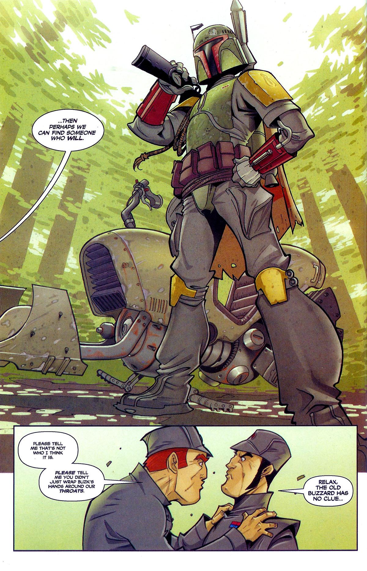 Read online Star Wars Omnibus comic -  Issue # Vol. 12 - 260