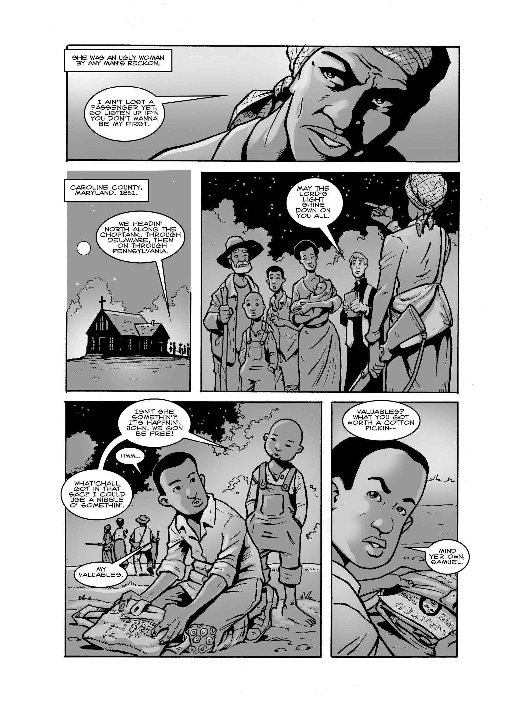 Read online FUBAR comic -  Issue #3 - 108