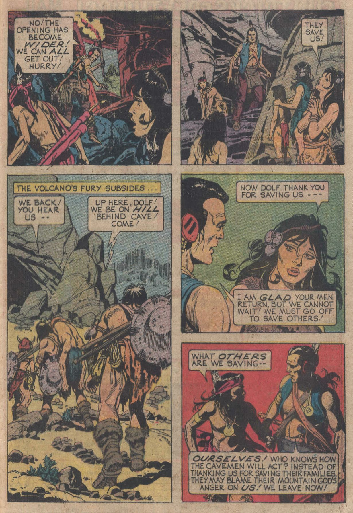 Read online Turok, Son of Stone comic -  Issue #106 - 33