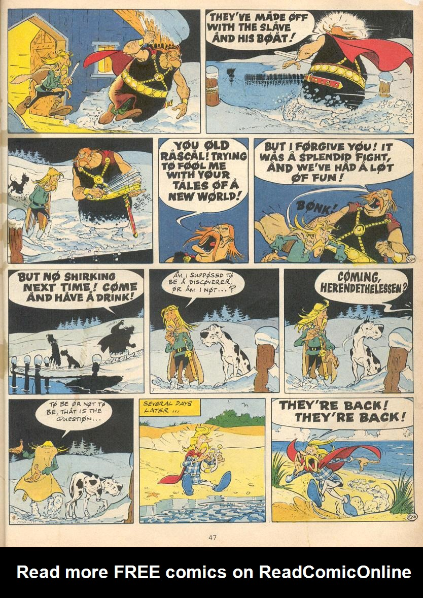 Asterix issue 22 - Page 44