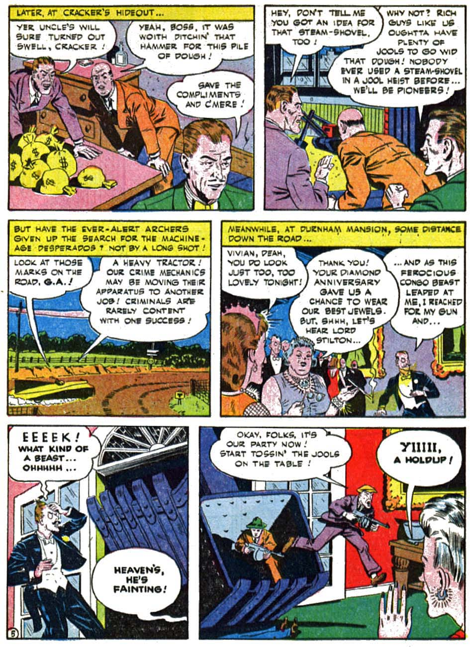 More Fun Comics issue 92 - Page 7
