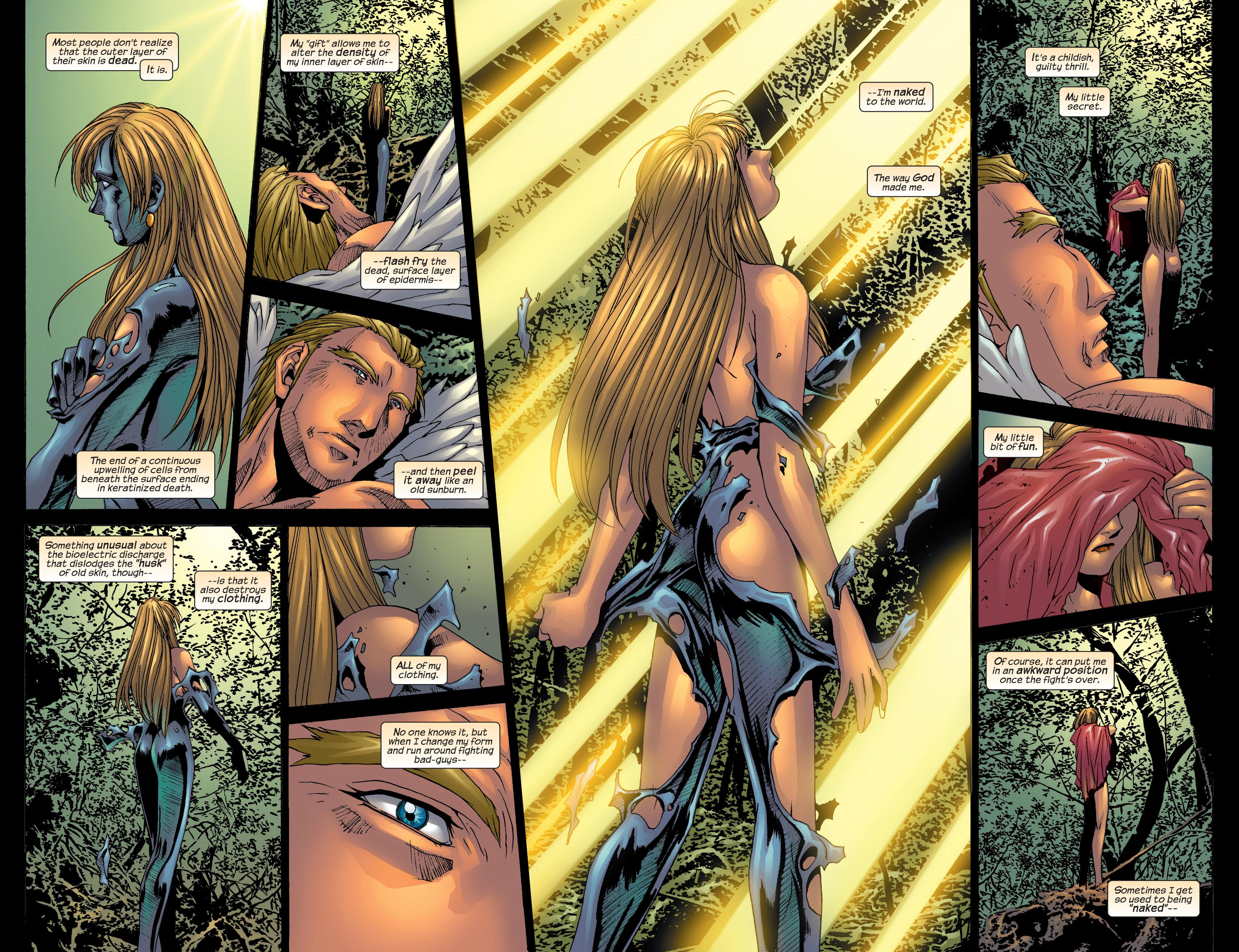 Read online Uncanny X-Men (1963) comic -  Issue #419 - 10